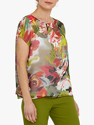 Helen McAlinden Lucy Floral Blouse, Multi