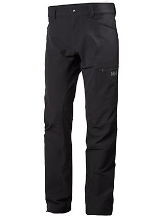 Helly Hansen Vanir Brono Water Repellent Trousers, Ebony