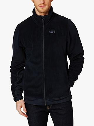 Helly Hansen Feather Pile Full Zip Fleece, Navy
