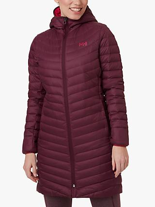 Helly Hansen Verglas Long Women's Insulated Jacket