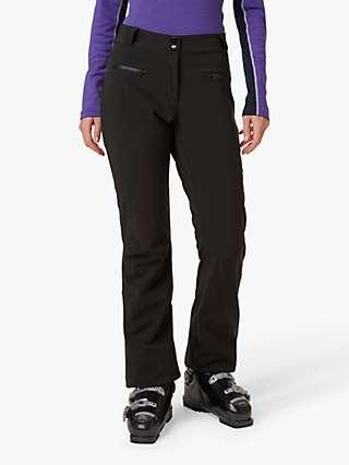 Helly Hansen Bellissimo 2 Women's Slim Waterproof Ski Trousers, Black