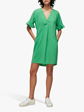 Whistles Alba Shift Dress, Green