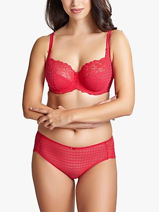 Panache Envy Full Cup Bra, Red