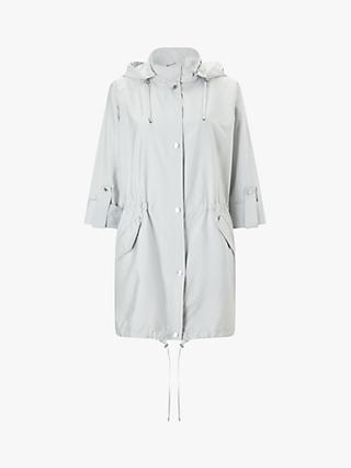 Four Seasons Lightweight Hooded Parka Jacket