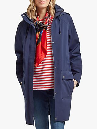 Four Seasons Longline Parka Jacket