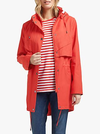 Four Seasons Longline Hooded Jacket