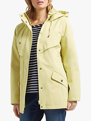 Four Seasons Short Waterproof Detachable Hood Jacket