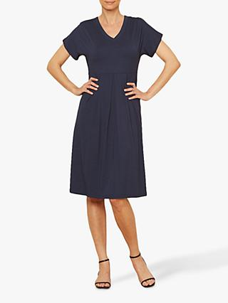 Masai Copenhagen Ocisa Tulip Dress, Navy