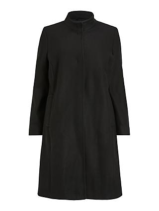 Persona by Marina Rinaldi Oggi Coat, Black