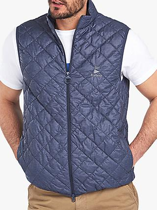 Barbour Centro Quilted Gilet, Navy