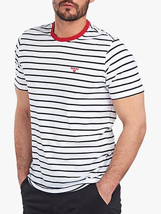 Barbour Stripe Short Sleeve T-Shirt