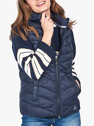 Barbour Fulmar Quilted Hooded Gilet