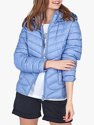 Barbour Fulmar Quilted Hooded Jacket