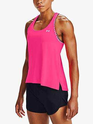 Under Armour Knockout Training Tank Top, Cerise