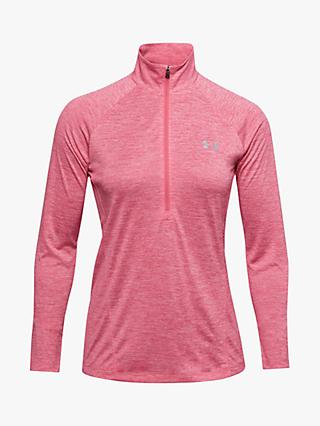 Under Armour Tech Twist 1/2 Zip Long Sleeve Training Top