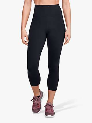 Under Armour Meridian Cropped Training Tights, Black