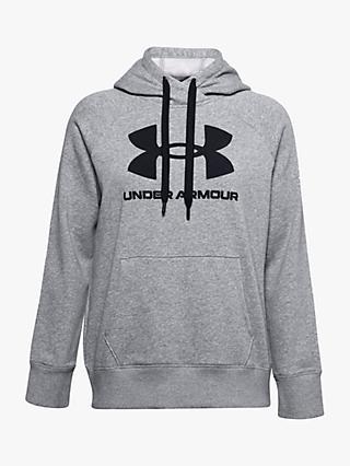 Under Armour Rival Fleece Logo Training Hoodie