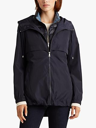 Lauren Ralph Lauren 2-in-1 Anorak Coat, Navy