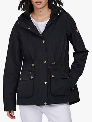 Barbour International Biltwell Jacket, Black