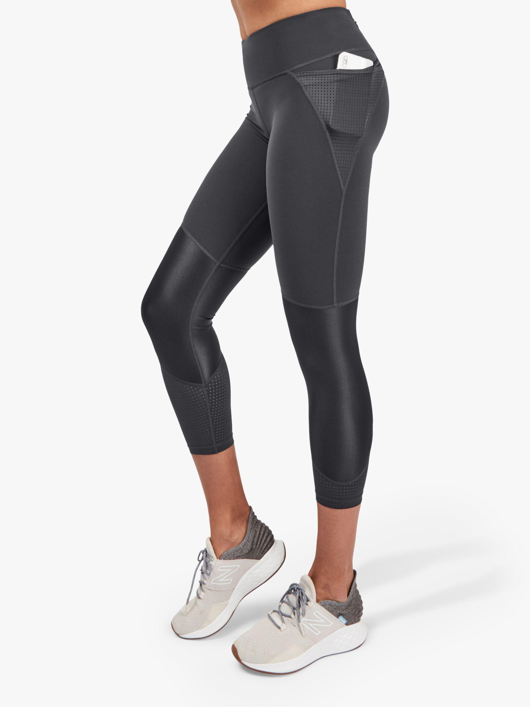 Sweaty Betty Power Mesh 7 8 Workout Leggings Slate Grey At John Lewis Partners