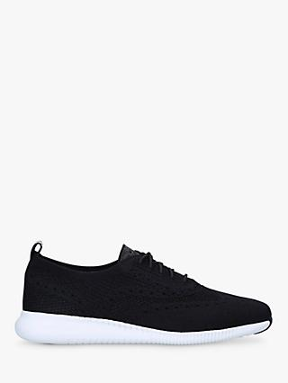 Cole Haan 2 Zerogrand Lace Up Fabric Trainers