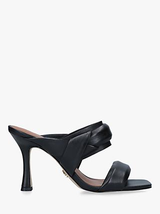Kurt Geiger London Brandy Leather Mule Shoes