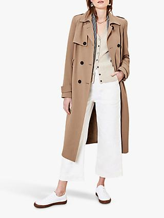 Oasis Trench Coat