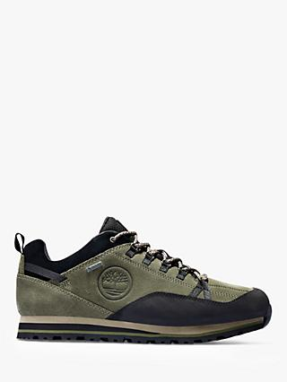 Timberland Bartlett Ridge Waterproof Gore-Tex Trainers, Dark Green