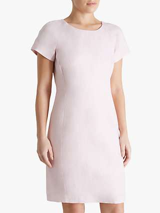 Fenn Wright Manson Petite Anastasie Midi Dress, Blush