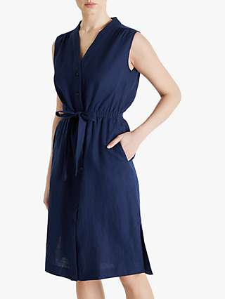 Fenn Wright Manson Albury Midi Dress, Navy