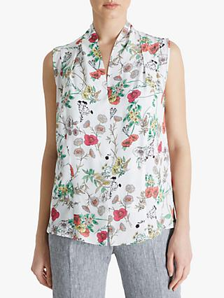 Fenn Wright Manson Noemie Floral Top, Meadow Print