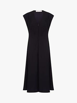 Finery Selene Dress, Navy
