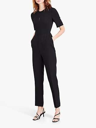 Damsel in a Dress Nina City Jumpsuit, Black