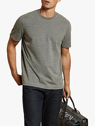 Ted Baker Overty Cotton Blend Crew Neck T-Shirt