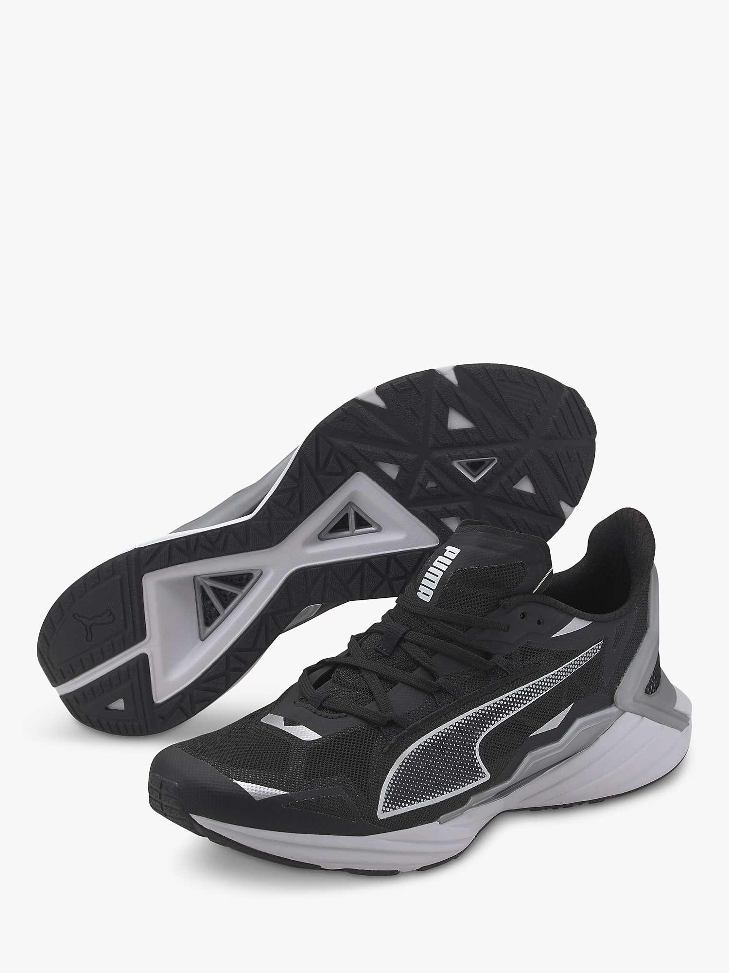 Asesorar Mariscos botella  PUMA UltraRide Men's Running Shoes, PUMA Black/PUMA Silver at John Lewis &  Partners