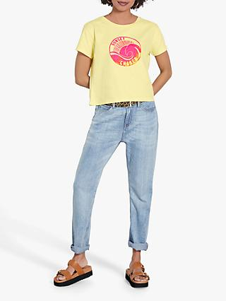 hush Sunset Chaser T-Shirt, Lemonade