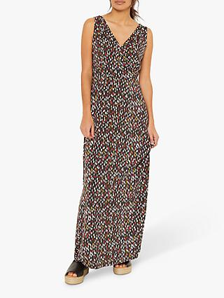 White Stuff Fillipa Maxi Dress, Charcoal