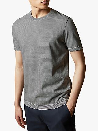 Ted Baker Onice Cotton Striped T-Shirt