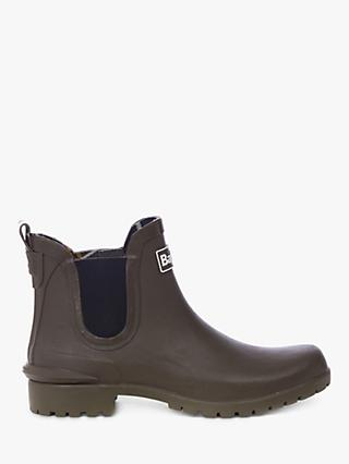 Barbour Wilton Chelsea Wellington Boots