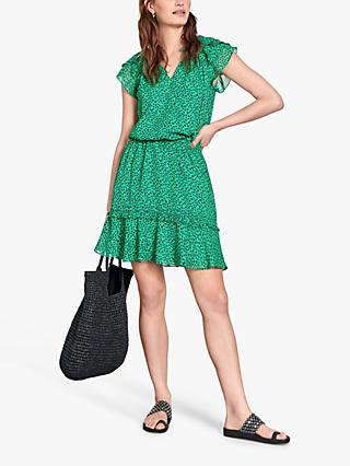 hush Gigi Dress, Green