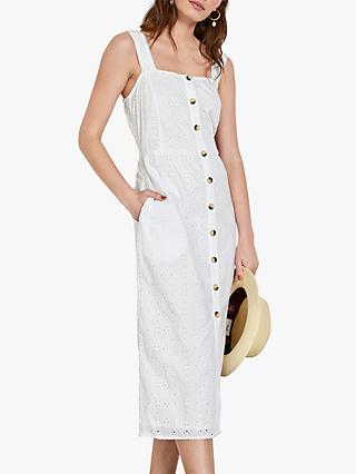 hush Cossura Dress, White