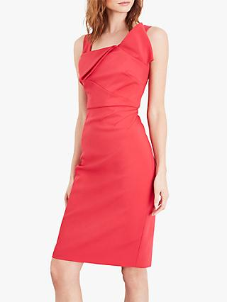 Damsel in a Dress Kazi Fitted Dress, Coral