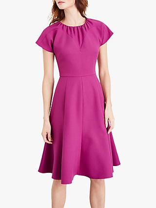 Damsel in a Dress Enya Fit and Flare Dress, Purple