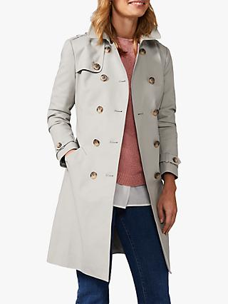 Phase Eight Tabatha Trench Coat, Sage