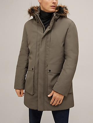 Guards London Belmont Parka Coat