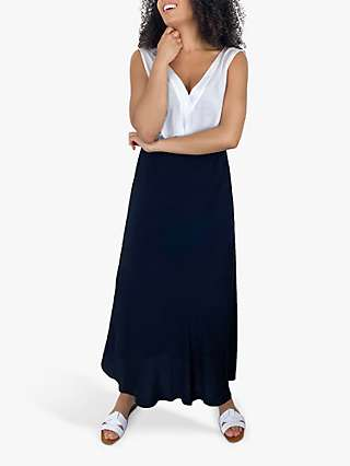 Live Unlimited Curve Maxi Skirt, Black