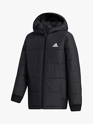adidas Children's Padded Jacket, Black