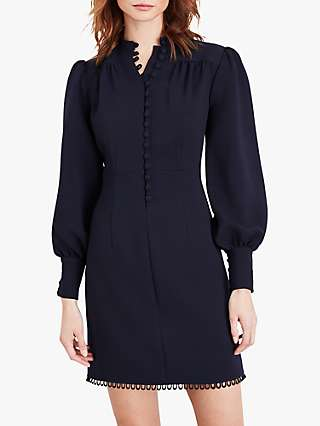 Damsel in a Dress Zeli Dress, Navy