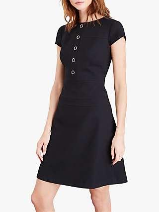 Damsel in a Dress Aymel Dress, Black