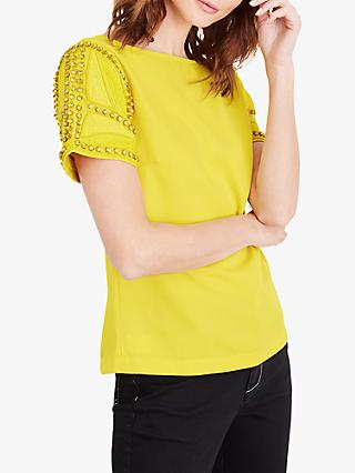 Damsel in a Dress Gee T-Shirt, Yellow